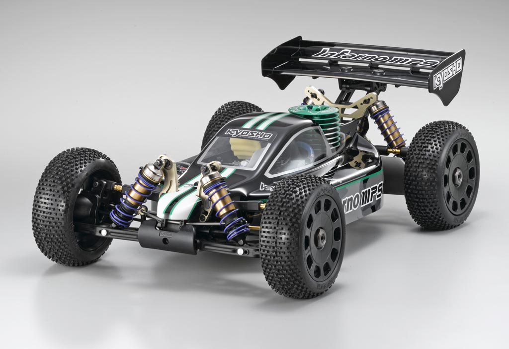 Monster Truck Rc Cars >> Kyosho Inferno MP9