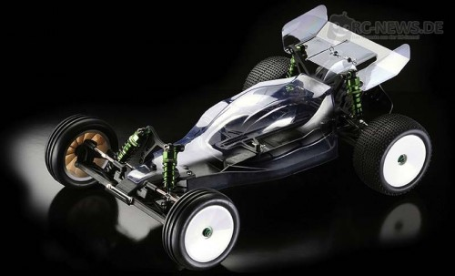 Ansmann Racing X Pro 2WD-Buggy
