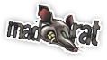 Logo Mad Rat