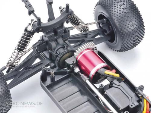 Der RIPPER Brushless Motor IBL36-540C mit 3300KV