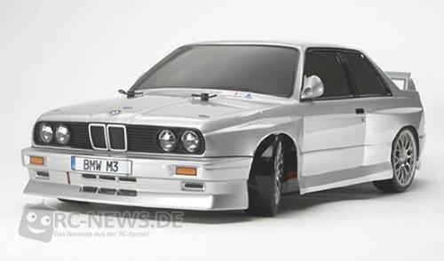 Tamiya BMW M3 E30 Sport Evo - TT01ED