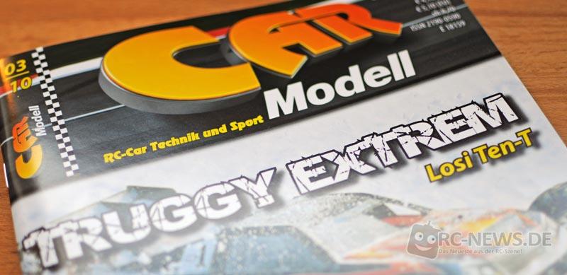 CAR-Modell - Die neue RC Car-Zeitschrift