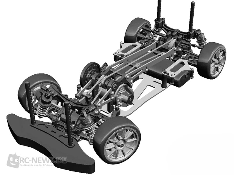 tamiya 1 10 high end drift chassis kit limited edition. Black Bedroom Furniture Sets. Home Design Ideas