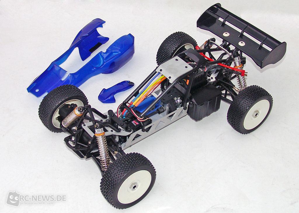 4wd racing buggy 1 8: