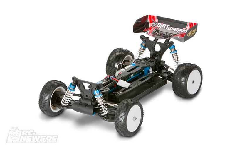 carson dirt warrior 1 10 4wd buggy. Black Bedroom Furniture Sets. Home Design Ideas