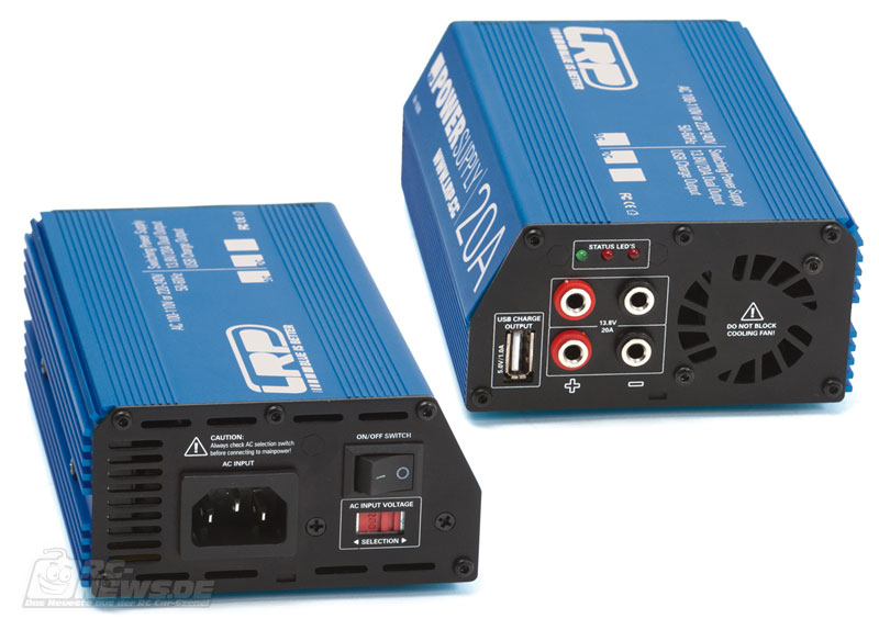LRP Powersupply Competition 13.8V / 20A