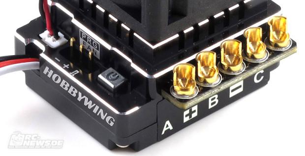 Hobbywing Regler Xerun 120A V3