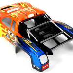 TLR 22-SCT 2WD Short Course-Truck