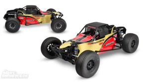 JConcepts Escape Karosserie für Team Associated SC10B