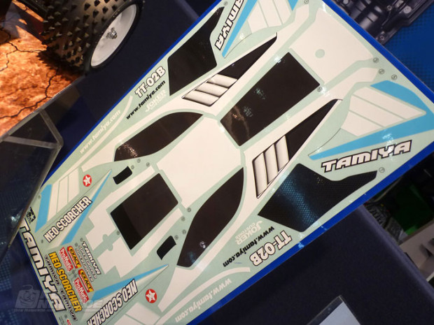 Tamiya Neo Scorcher TT 02B 58568 3 620x465 Tamiya TT02B Released