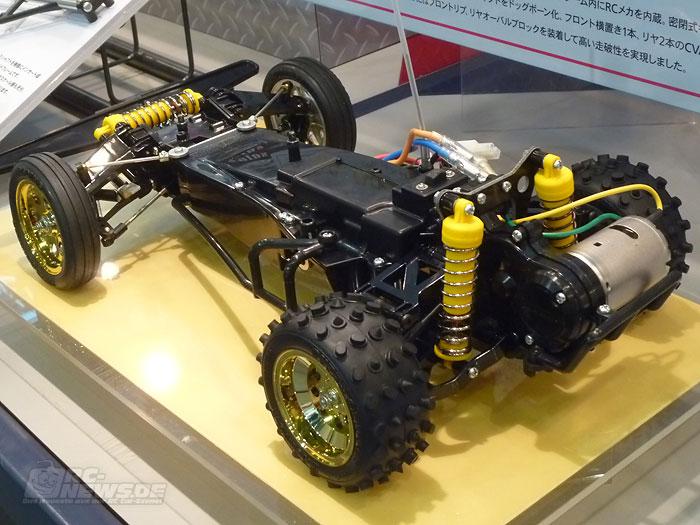 Tamiya Nova Fox 2wd Retro Buggy 58577