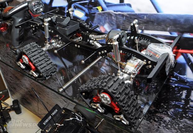 Spielwarenmesse 2014: Scale-Crawler von Amewi
