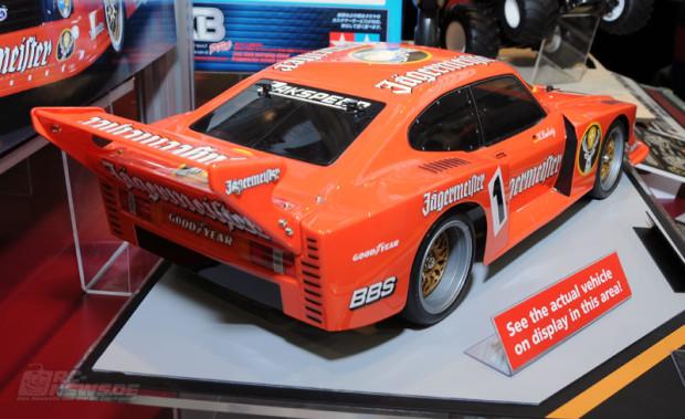 Spielwarenmesse-2014-Tamiya-Zakspeed-Jaegermeister-Ford-Capri-Turbo-Gr5-2