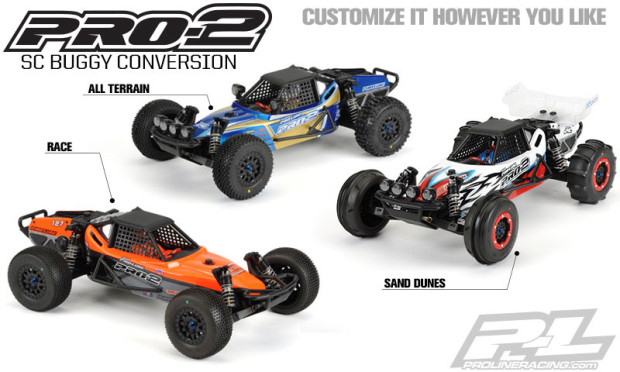 Pro-Line-PRO-2-Performance-Buggy-Umbau-Set-2