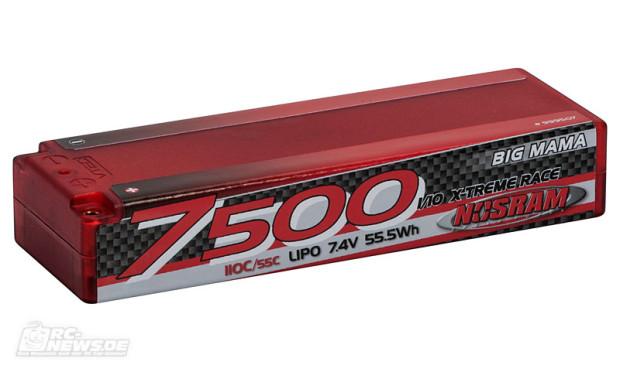 NOSRAM-LiPo-7500-X-TREME-Hardcase-55C-110C-999507
