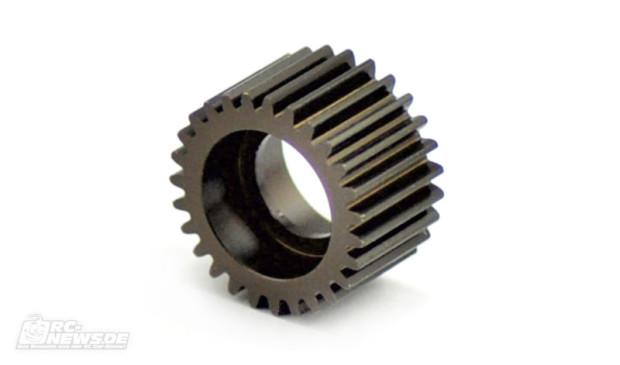 Serpent-Spyder-Idler-Gear-aus-Aluminium