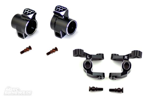 Serpent-Spyder-SRX2-RM-MM-Alu-C-Hubs-Radtraeger