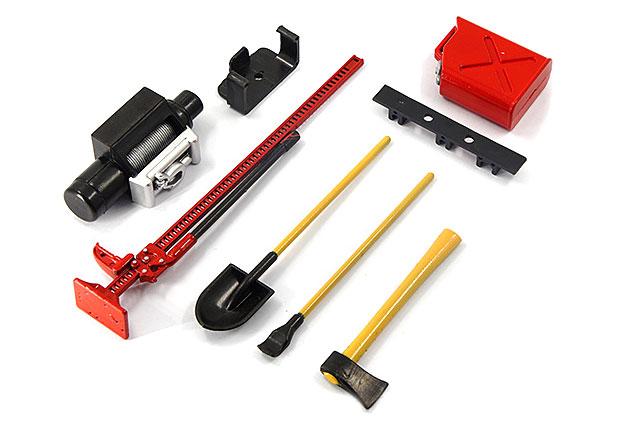 Yeah-Racing-Scale-Crawler-Accessoires