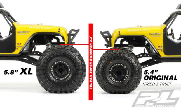 Pro-Line-Interco-TSL-SX-Super-Swamper-XL-2-2-G8-Rock-Terrain-Reifen-2