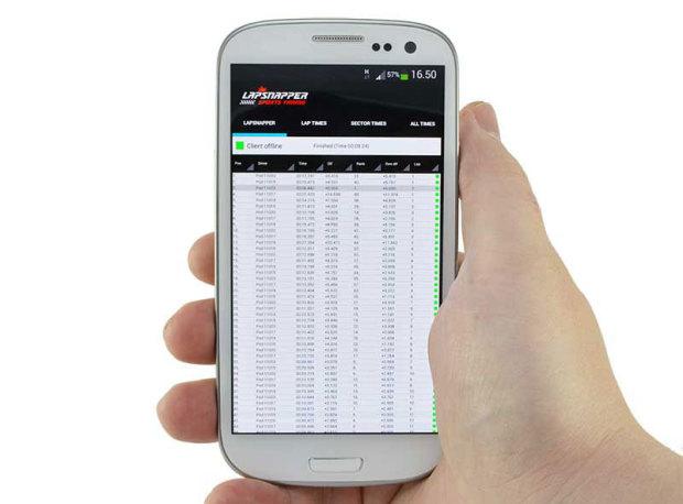 Zeitnahme-Smartphone-LapSnapper-Pro-Lap-Timing-System-1