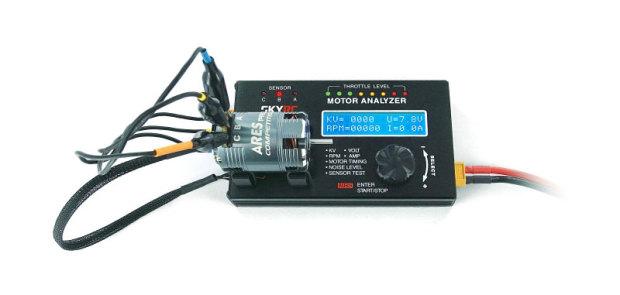 SkyRC-Motor-Analyzer-Brushless-Motoren-2