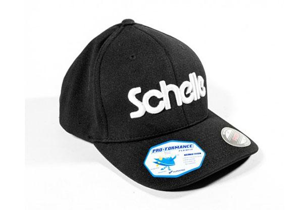 Schelle-3D-Logo-Baseball-Kappe-1