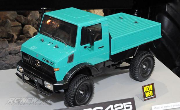 Spielwarenmesse-2015-Tamiya-Mercedes-Benz-Unimog-425-CC-01-1