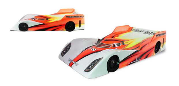 Teamsaxo-GT-500W-235mm-Pancar-Karosserie