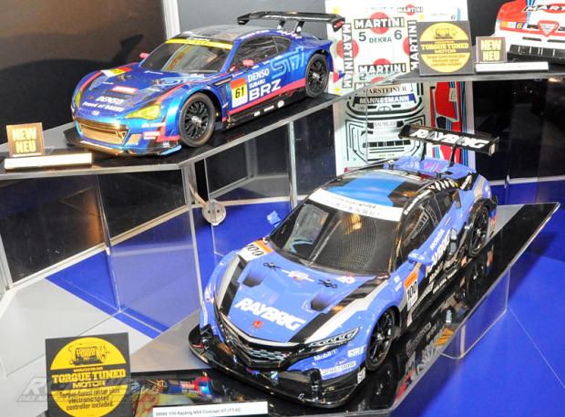 Spielwarenmesse-2015-Tamiya-Subaru-BRZ-RD-Sport-2014-RAYBRIG-NSX-Concept-GT-TT-02-1
