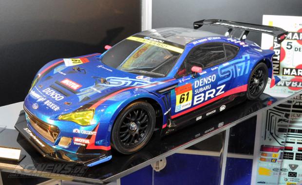 Spielwarenmesse-2015-Tamiya-Subaru-BRZ-RD-Sport-2014-RAYBRIG-NSX-Concept-GT-TT-02-2