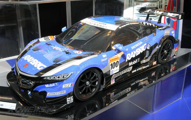 Spielwarenmesse-2015-Tamiya-Subaru-BRZ-RD-Sport-2014-RAYBRIG-NSX-Concept-GT-TT-02-3