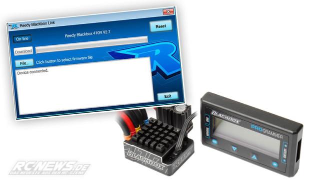 Reedy-Blackbox-410R-Link-Software-Firmware-Updates