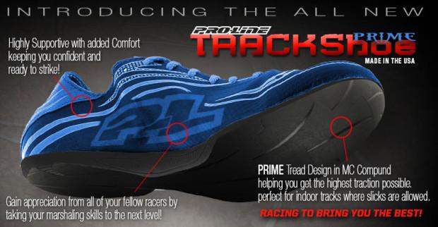 Pro-Line-Prime-Track-Schuhe
