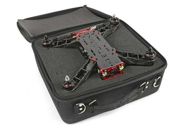Robitronic-RaceCopter-FPV-250-ARF-250-Combo-Kit-3
