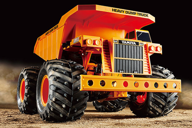 Tamiya-Heavy-Dump-Truck-GF-01-Chassis-58622-2