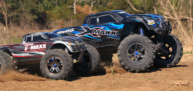 Traxxas-X-Maxx-4X4-1-6-Brushless-Monstertruck-03