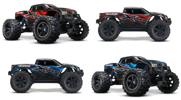 Traxxas-X-Maxx-4X4-1-6-Brushless-Monstertruck-04