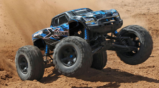 Traxxas-X-Maxx-4X4-1-6-Brushless-Monstertruck-05