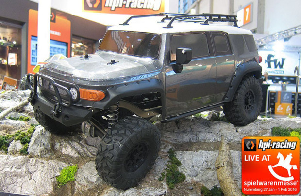 Spielwarenmesse-2016-HPI-Venture-RTR-Toyota-FJ-Cruiser-Scale-Crawler-116558-1